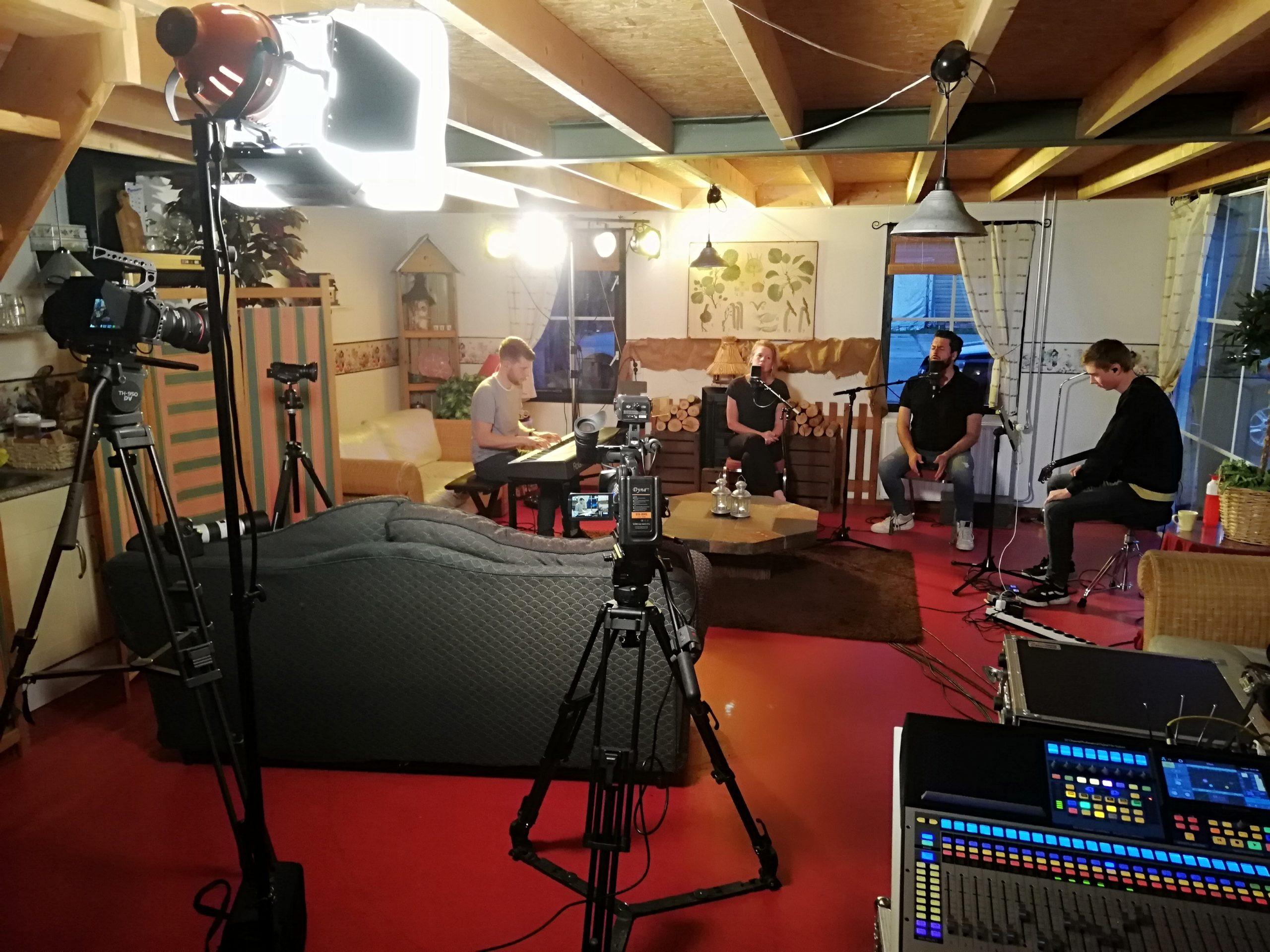 behind the scenes rafael